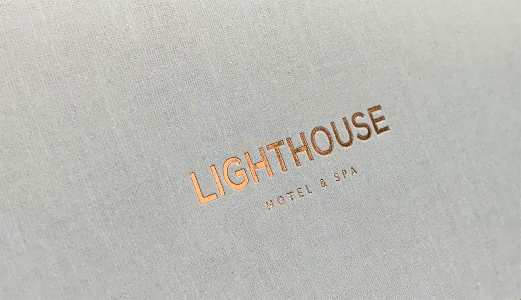 Visitenkarte Lighthouse Mazeline Design Marketing Agentur