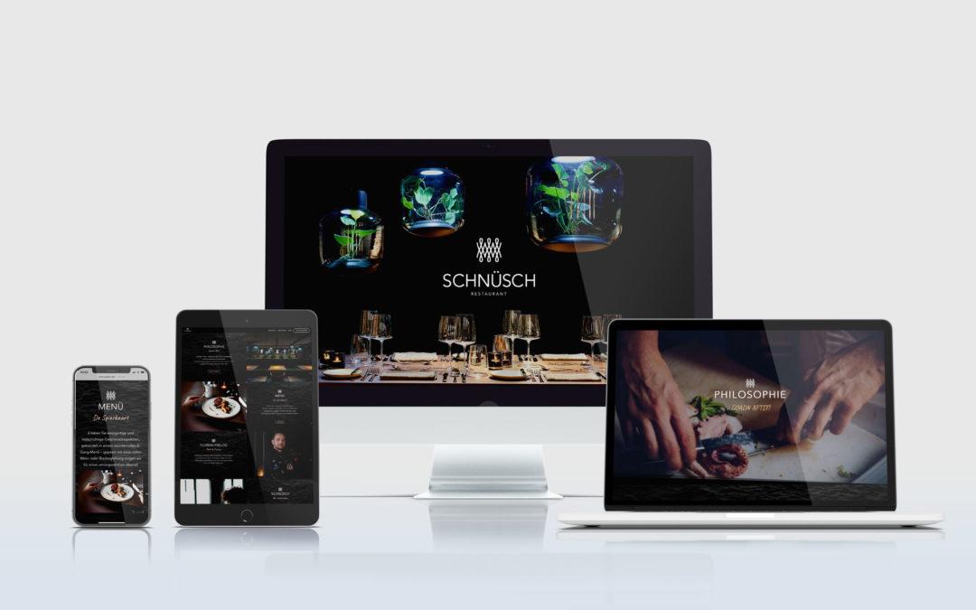 SCHNUESCH WEBSITE